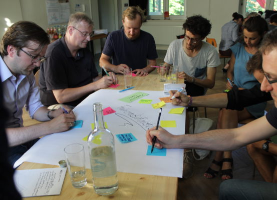 Co-creation workshop